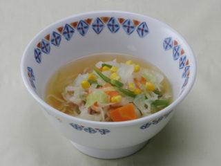 保育園のパン・麺レシピ(五目ラーメン)
